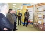 Встреча с компанией «Ренова Строй Групп» (г. Екатеринбург). Повестка дня: внедрение БМТП на строительных площадках.